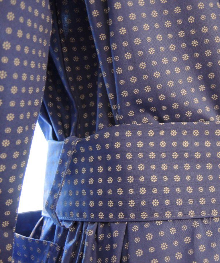 Dunne blauwe kamerjas of kimono van Ambassador-1718