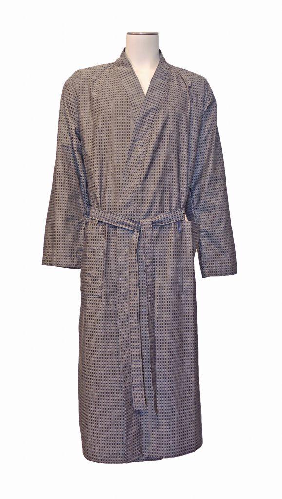 Dunne herenkamerjas of kimono van Morgenstern-0